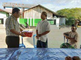 Safari Ramadhan, Ketua DPRD Kaimana Sambangi Masjid dan Kampung