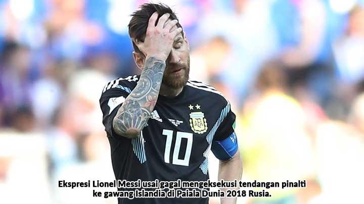 Akankah Argentina Lolos 16 Besar? Ini Hitungannya