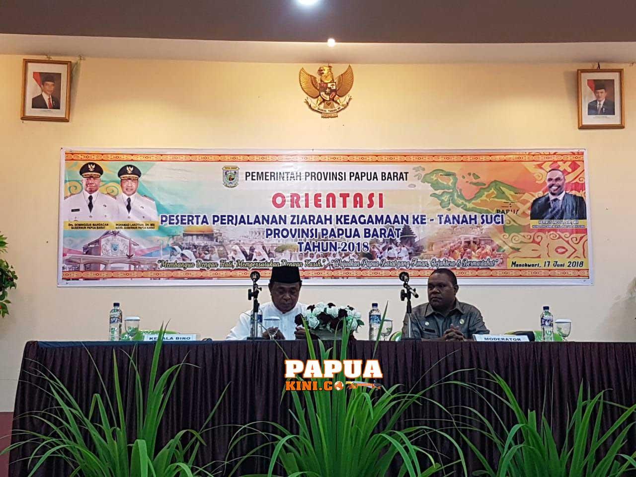 Hermus Indou: Kalau Belajar Toleransi, Datanglah ke Papua Barat
