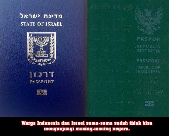 Israel Larang Turis Indonesia Mulai 9 Juni