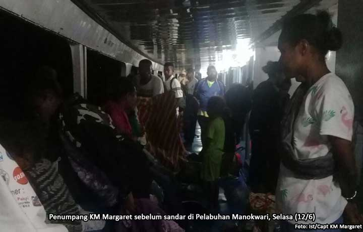 Meningkat 3 Kali Lipat, KM Margaret 'Muntah' Penumpang