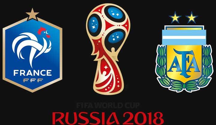 Fakta dan Data Perancis vs Argentina