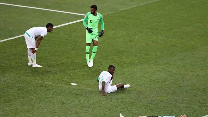 Menang 1:0, Uruguay Bikin Arab Saudi dan Mesir Angkat Koper