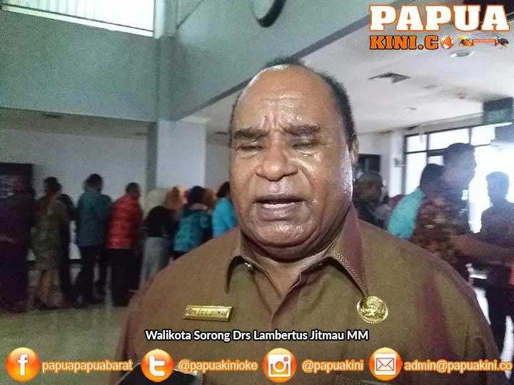 Wali Kota Sorong Bantah Banjir Salah Pemerintah