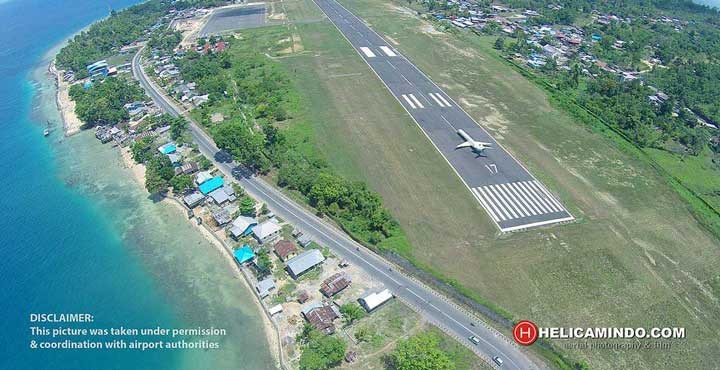 25 Juli Deadline Pengosongan Lahan Perluasan Bandara Rendani