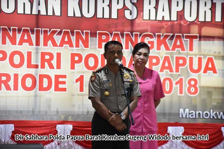 12 Tahun 'Pikul' AKBP, Tugas di Papua Buat Widodo Dapat Kombes