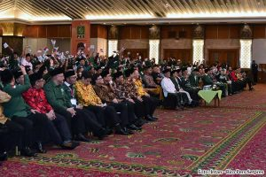 Candaan Presiden Jokowi Tentang PKB