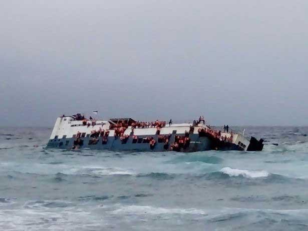 Kapal Tenggelam di Selayar, 4 Dikhawatirkan Tewas