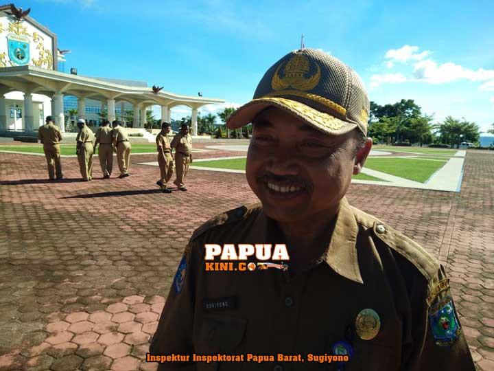 Inspektorat Papua Barat Telusuri Perjalanan Dinas Fiktif dan Mark Up