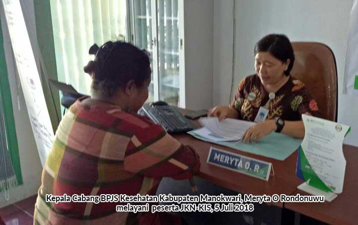 HUT ke-50, Jajaran Pimpinan BPJS Kesehatan Jadi Frontliner