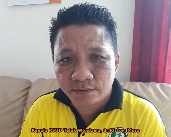 Tes Urine Bacaleg Wondama Harus ke Manokwari