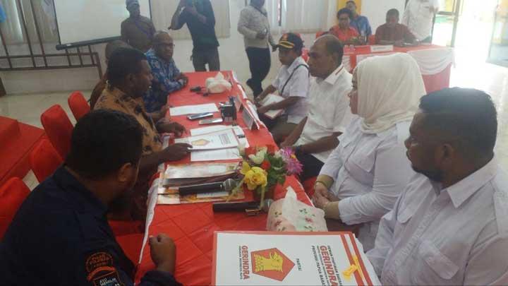 Gerindra Papua Barat Bidik 8 Kursi DPRD