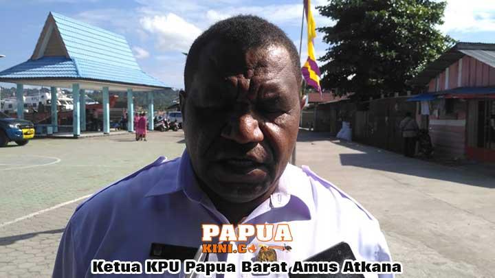 Info KPU Maybrat Bakal Dipalang, Amus Atkana Temui Karo Ops