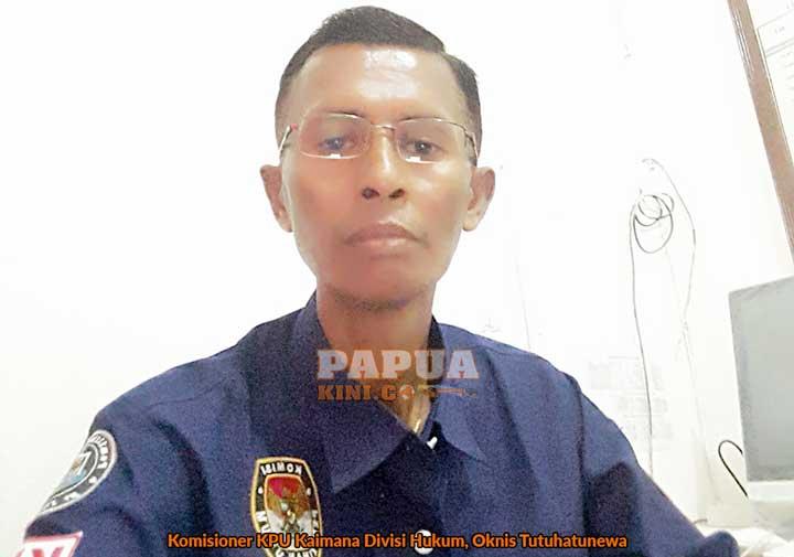 KPU Kaimana Rencana Datangkan Tim RSJ Jayapura Untuk Periksa Bacaleg