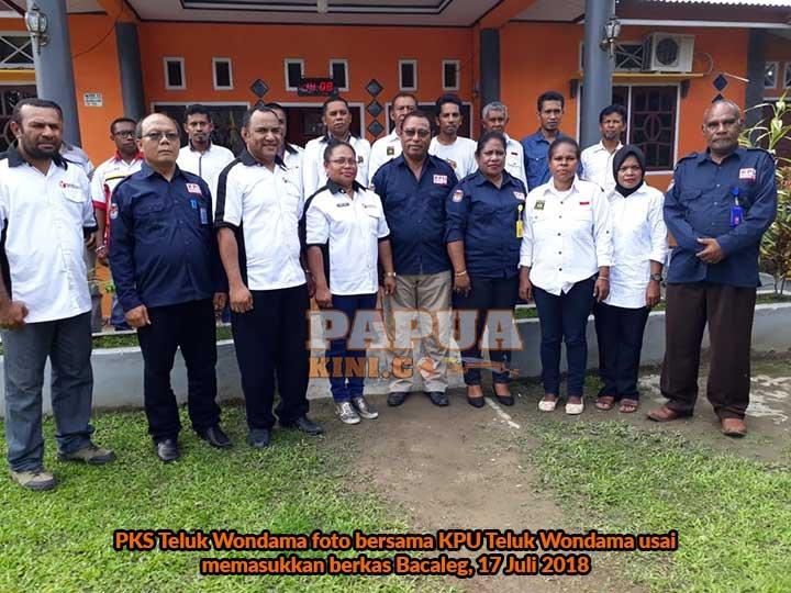 PKS Teluk Wondama Target 3 Kursi