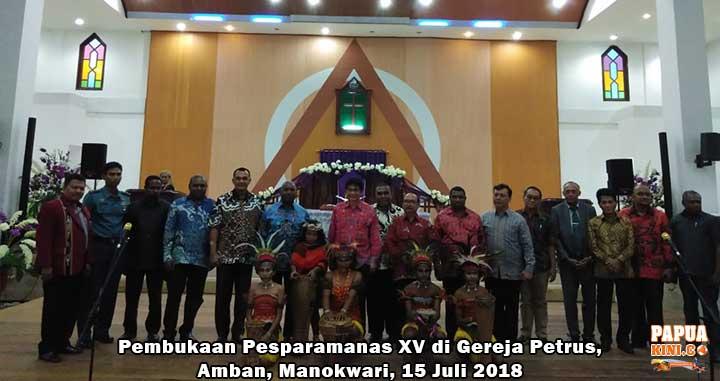 Papua Barat Bangga Tuan Rumah Pesparamanas XV