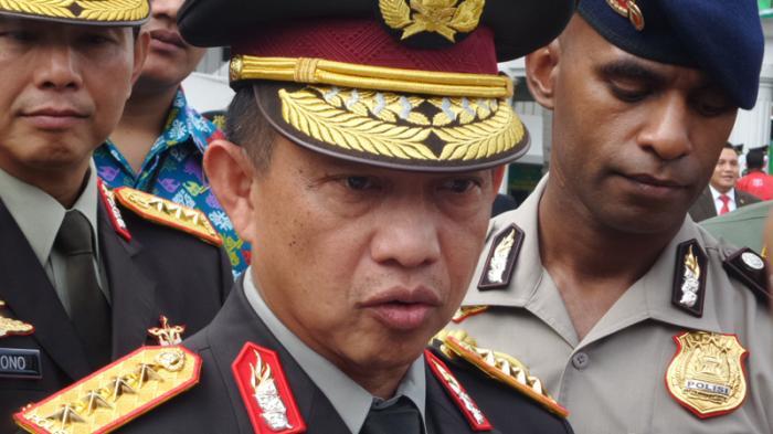 Kapolri Jenderal Tito Karnavian