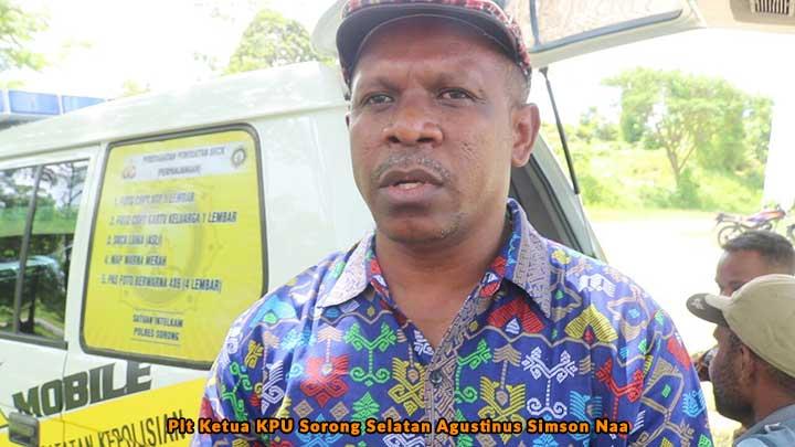 Belum Ada Partai Ajukan Daftar Bacaleg di Kabupaten Sorong