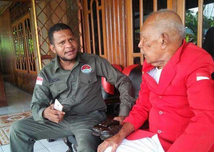 DPN Gerakan Rakyat Cinta NKRI Minta Presiden Gelar Sarasehan Nasional Papua