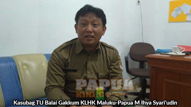 Kasus Illegal Logging Bintuni Dari Polda ke Dishut, Balai Gakkum KLHK Nyatakan Berwenang