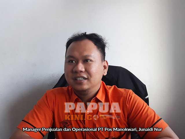 PT Pos Gratiskan Biaya Pengiriman Barang Bantuan Bencana Lombok