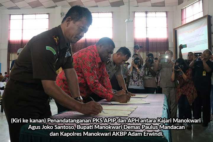 PKS APIP dan APH Cegah Jebolnya Keuangan Negara