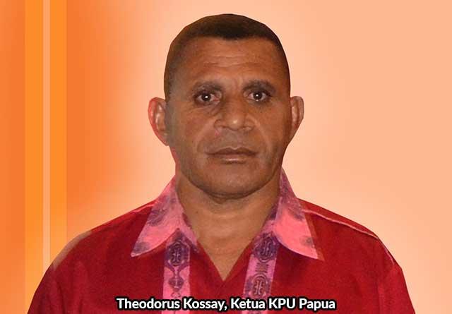 KPU Papua Siap Terima Registrasi Partai Lokal