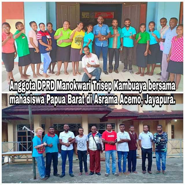Asrama Acemo Dibangun Tahun Ini, Mansinam II Butuh Rehab Besar
