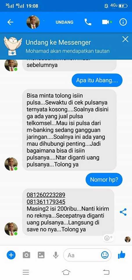 Nama Dicatut, Wagub Papua Barat Bakal Lapor Polisi