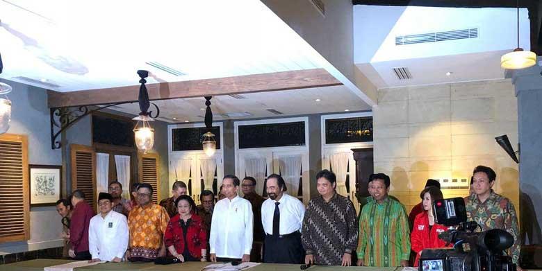 Jokowi Pilih Ketua MUI Wakil Presiden