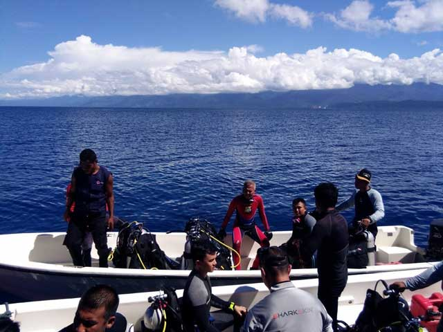 Wisatawan Hilang di Perairan Mansinam Belum Ditemukan