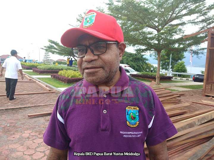 Pemprov Papua Barat Tunda Penerimaan CPNS