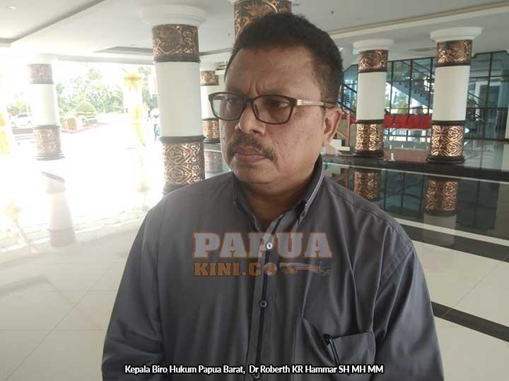 Karo Hukum: Semua Raperdasus Memihak Orang Asli Papua