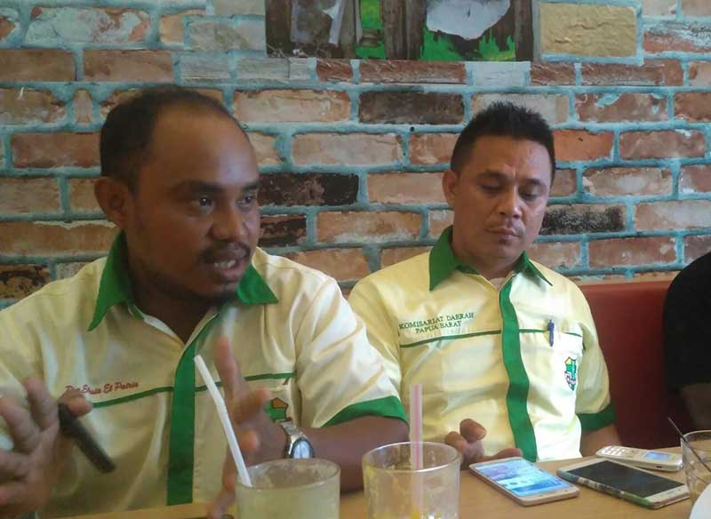 Pemuda Katolik Papua Barat Mohon Anggaran Proposal Dipilah Dari Dugaan Pemalsuan