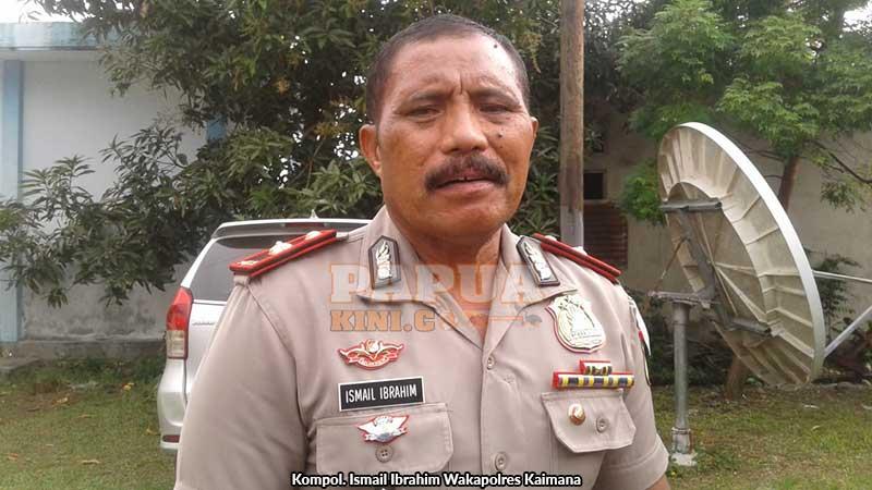 Wakapolres Kaimana: Anggota Polri Dilarang Mabuk