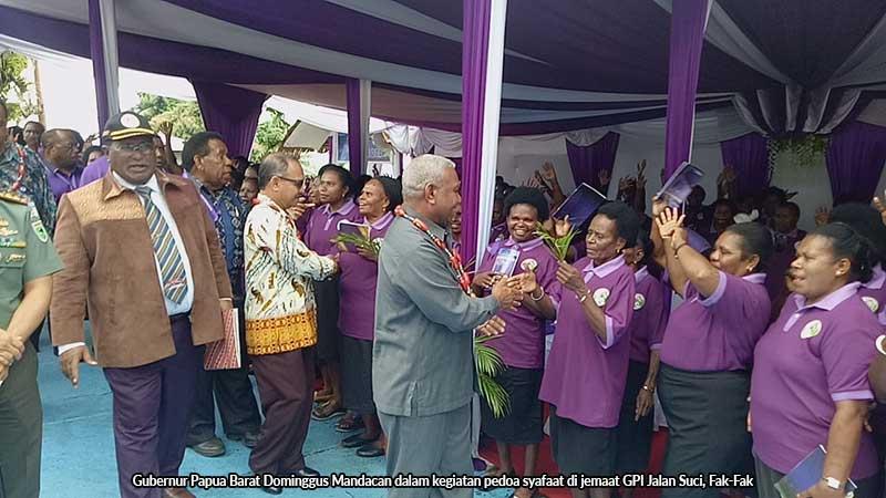Gubernur Minta Pedoa Syafaat Doakan Pemilu