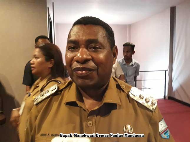 Bupati Manokwari Bakal Mutasi 40-an ASN RSUD