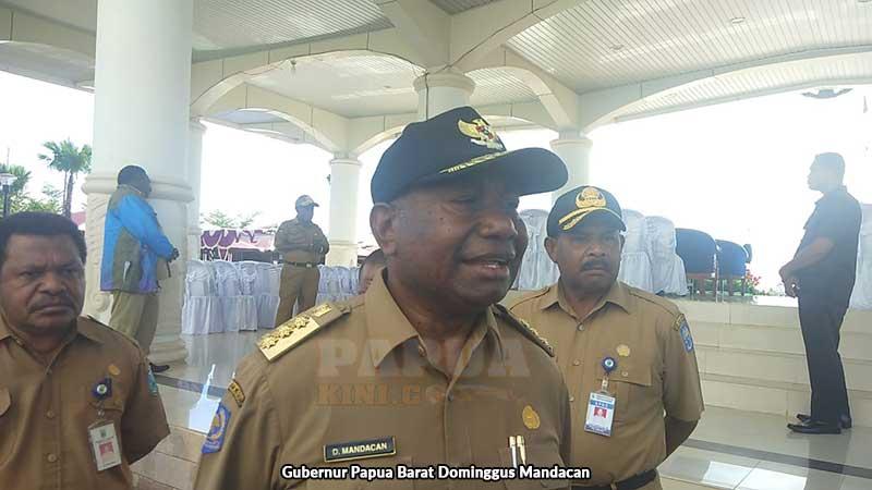 Pemprov Papua Barat Surati Presiden Jokowi Minta Pendaftaran dan Test CPNS Offline