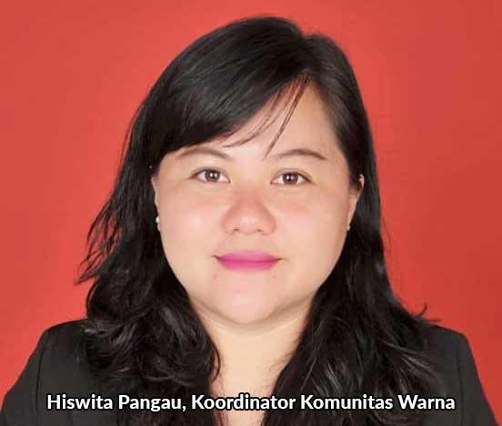 Komunitas Warna Terus Bina Mama Mama Papua