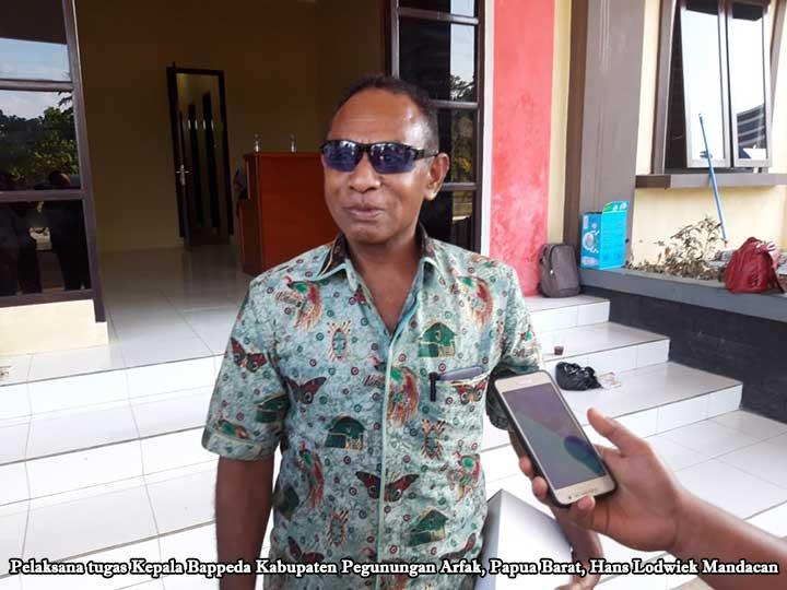 Plt Kepala Bappeda Pegaf 'Nyanyi' Usai Dimintai Keterangan KPK