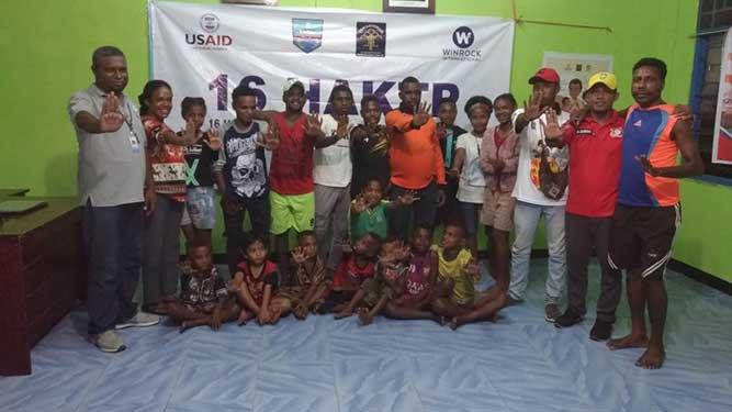 Remaja Udopi Kian Paham Menghargai Perempuan