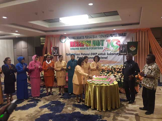 Dharma Wanita Jangan Lupa Tugas Utama