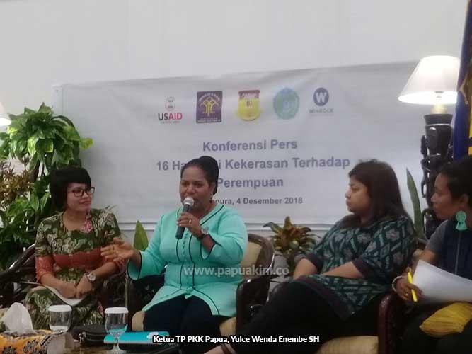 3 Dari 5 Perempuan di Jayawijaya, Jayapura, Manokwari dan Sorong Alami Kekerasan Fisik dan Seksual