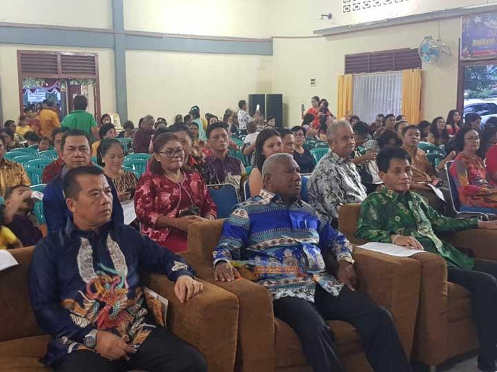 Gubernur Ingatkan Kerukunan Keluarga Kawanua Harus Jadi Berkat Untuk Semua