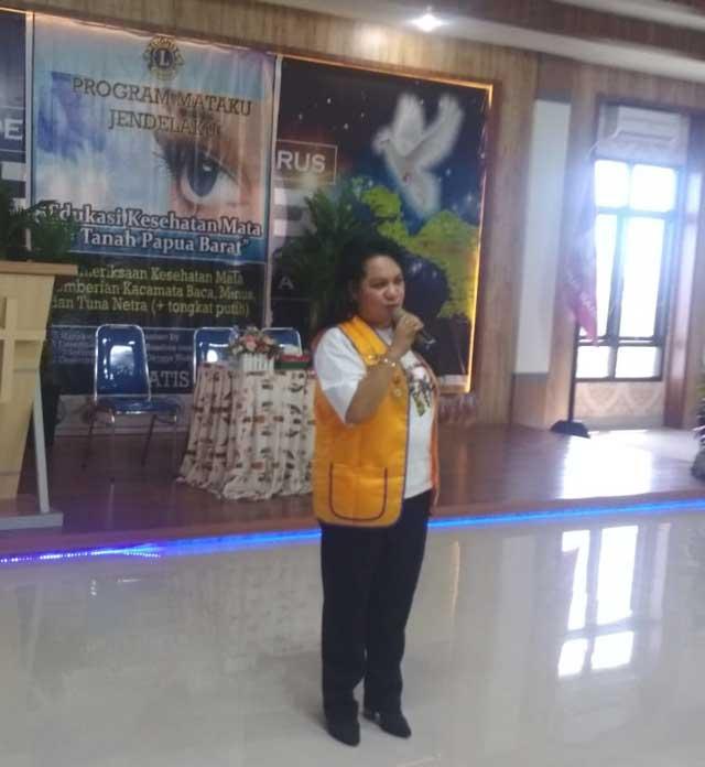 Seminar Kesehatan Mata Lions Club Banjir Peminat