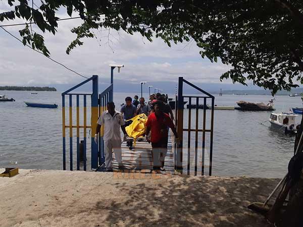 Nelayan Borobudur Temukan Mayat Terapung