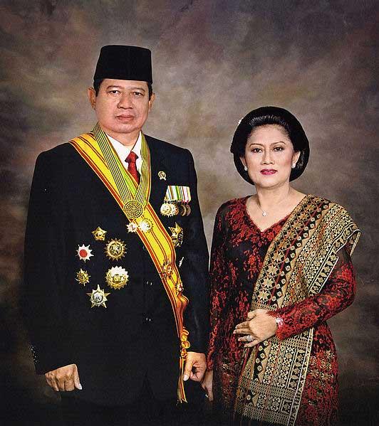Ani Yudhoyono Meninggal