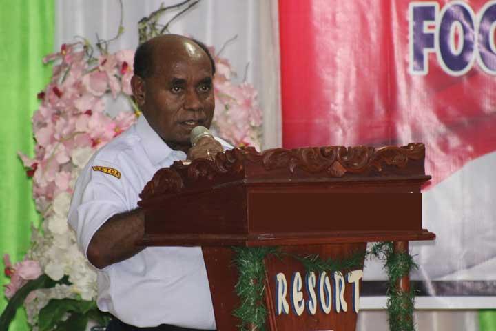 Gubernur Harap Komite Integritas Papua Barat Segera Terbentuk