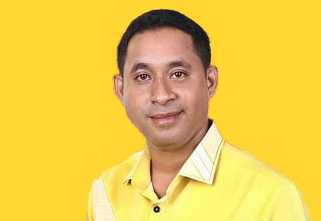Ketua Golkar Teluk Bintuni Belasungkawa Atas Tewasnya Hati Nurani DPP Golkar