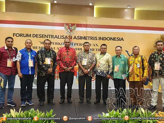 Papua Barat dan Empat Provinsi Brainstorming di Fordasi